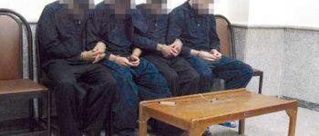 سناریوی سرقتهای مسلحانه در زندان کلید خورد